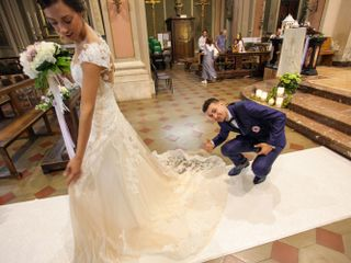 Le nozze di Maria Clara e Nicholas