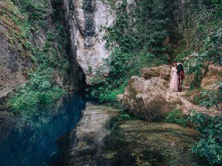 Le nozze di Maria Pia e Paolo
