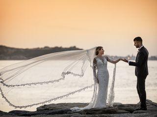 Le nozze di Rosaria e Giorgio