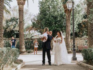 Le nozze di Martina e Alex