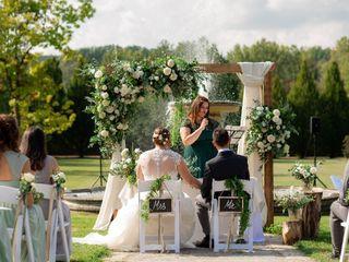 Le nozze di Eleonora  e Augusto 1