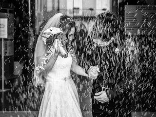 Le nozze di Mariachiara e Giovanni