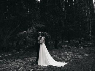 Le nozze di Nicole e Vito
