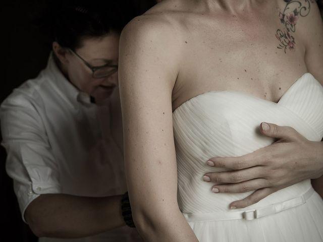 Il matrimonio di Paolo e Annalisa a Provaglio d'Iseo, Brescia 16