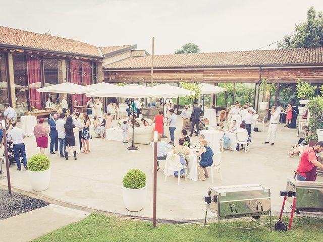 Il matrimonio di Paolo e Annalisa a Provaglio d'Iseo, Brescia 33
