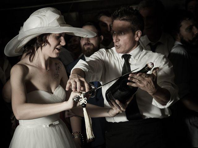 Il matrimonio di Paolo e Annalisa a Provaglio d'Iseo, Brescia 44