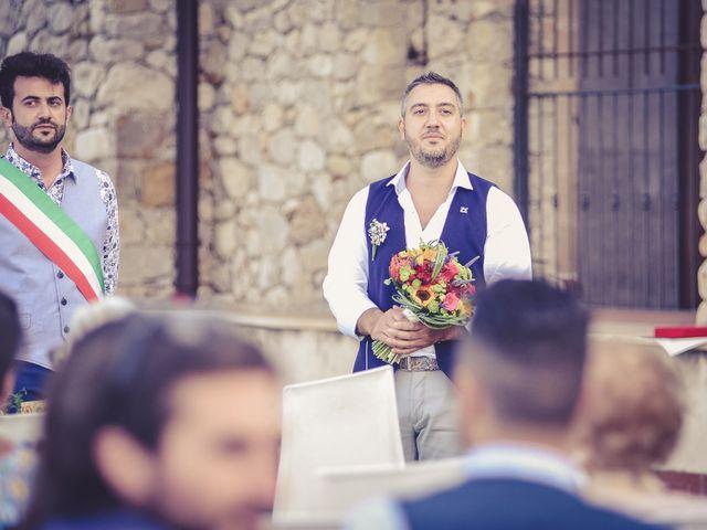 Il matrimonio di Francesco e Milena a Trabia, Palermo 3