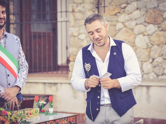 Il matrimonio di Francesco e Milena a Trabia, Palermo 8