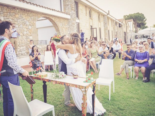 Il matrimonio di Francesco e Milena a Trabia, Palermo 11