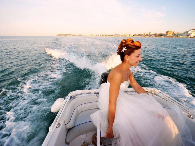 Il matrimonio di Filias e Valentina a Misano Adriatico, Rimini 18