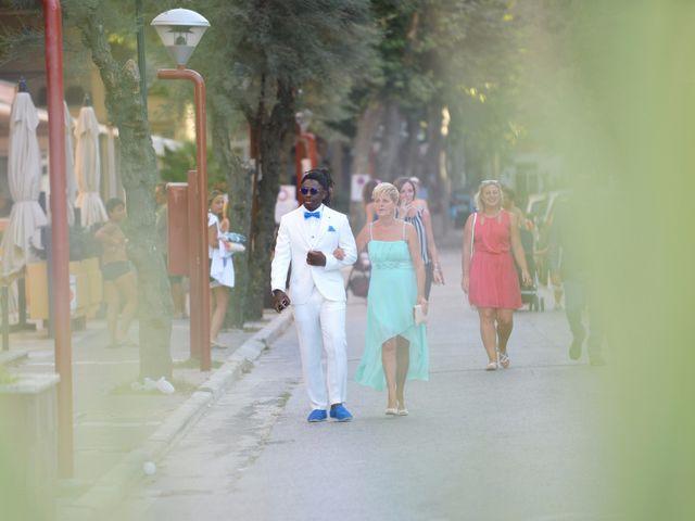 Il matrimonio di Filias e Valentina a Misano Adriatico, Rimini 22