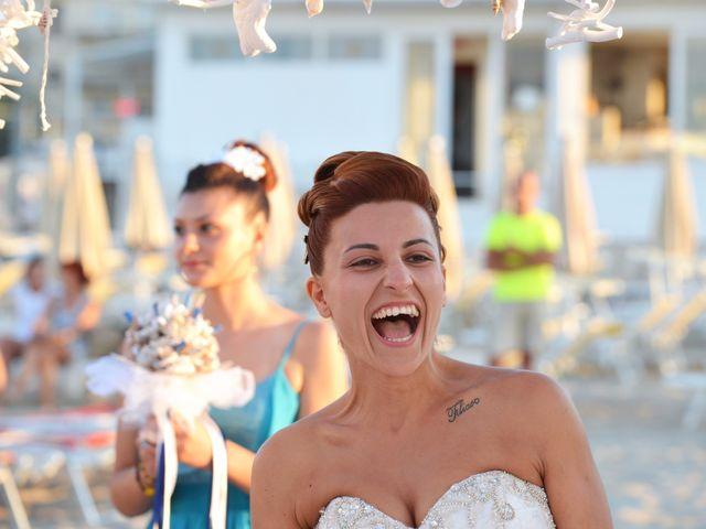 Il matrimonio di Filias e Valentina a Misano Adriatico, Rimini 24