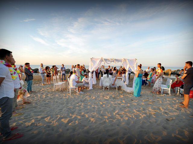 Il matrimonio di Filias e Valentina a Misano Adriatico, Rimini 25