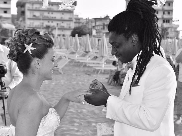 Il matrimonio di Filias e Valentina a Misano Adriatico, Rimini 27