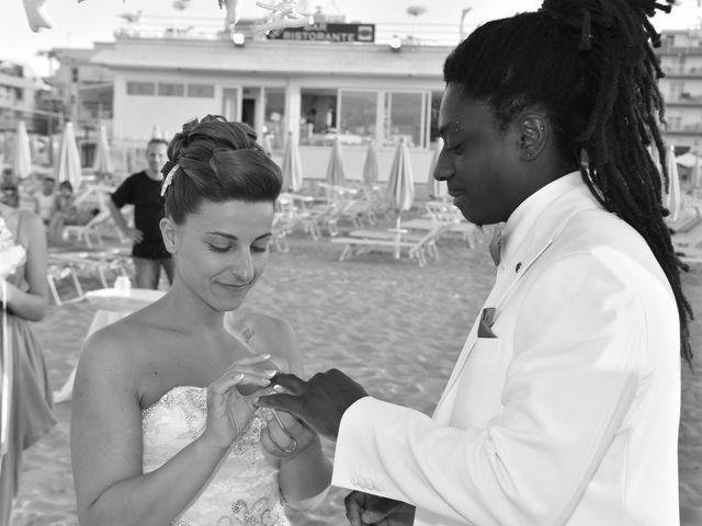 Il matrimonio di Filias e Valentina a Misano Adriatico, Rimini 28