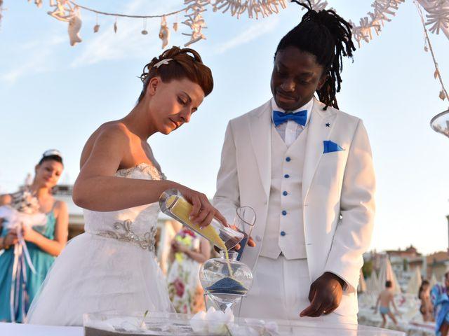 Il matrimonio di Filias e Valentina a Misano Adriatico, Rimini 30