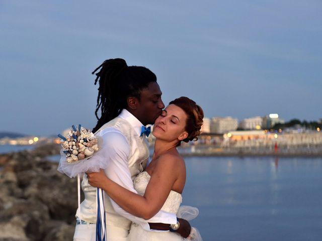 Il matrimonio di Filias e Valentina a Misano Adriatico, Rimini 41