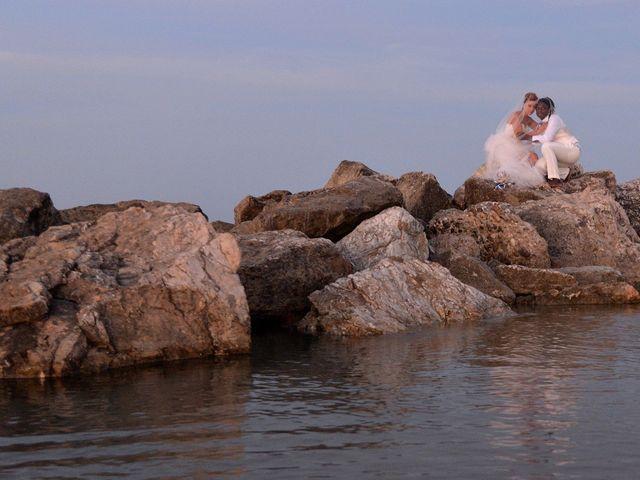 Il matrimonio di Filias e Valentina a Misano Adriatico, Rimini 43