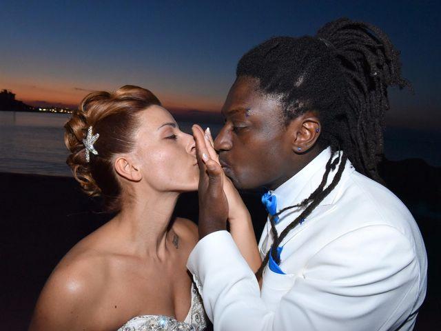 Il matrimonio di Filias e Valentina a Misano Adriatico, Rimini 45