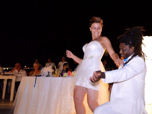 Il matrimonio di Filias e Valentina a Misano Adriatico, Rimini 55
