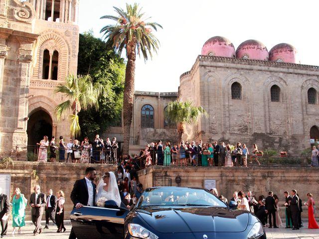 Il matrimonio di Ferdinando e Alessia a Palermo, Palermo 22