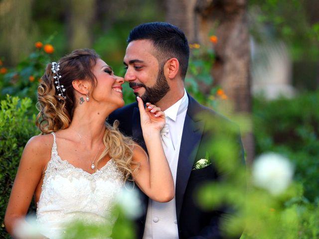 Le nozze di Alessia e Ferdinando