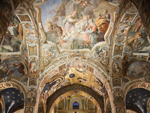 Il matrimonio di Giuseppe e Chiara a Palermo, Palermo 12