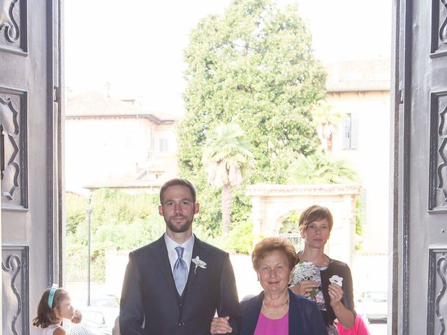 Il matrimonio di Francesco e Chiara a Merate, Lecco 13