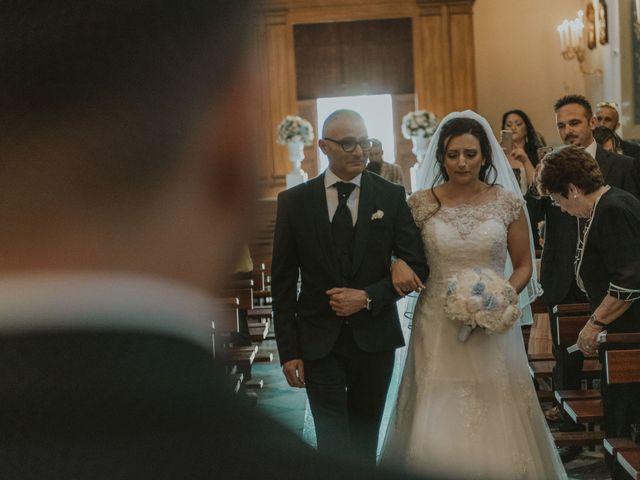 Il matrimonio di Emmanuele e Angelica a Orta di Atella, Caserta 7