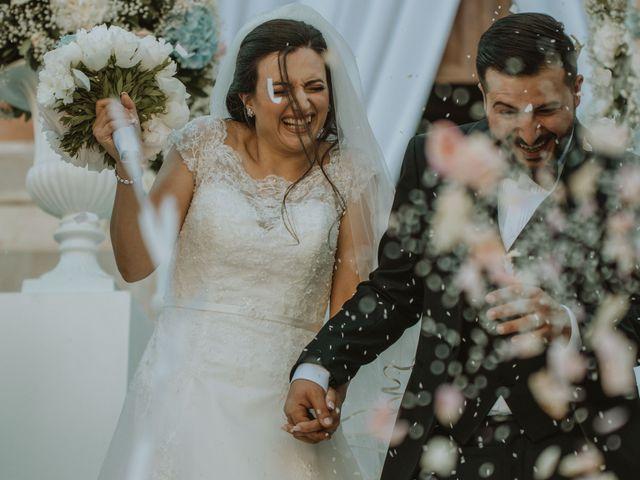 Il matrimonio di Emmanuele e Angelica a Orta di Atella, Caserta 3