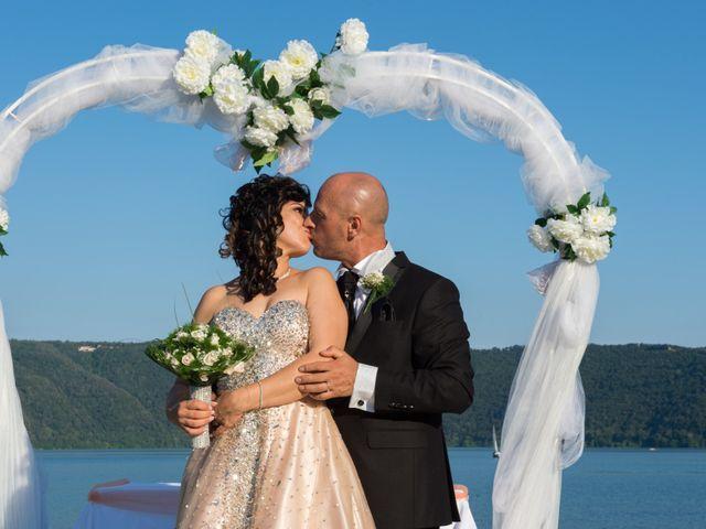 Le nozze di Luana e Alfiero