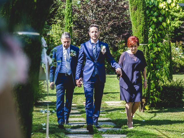 Il matrimonio di Mirko e Elena a Varese, Varese 32