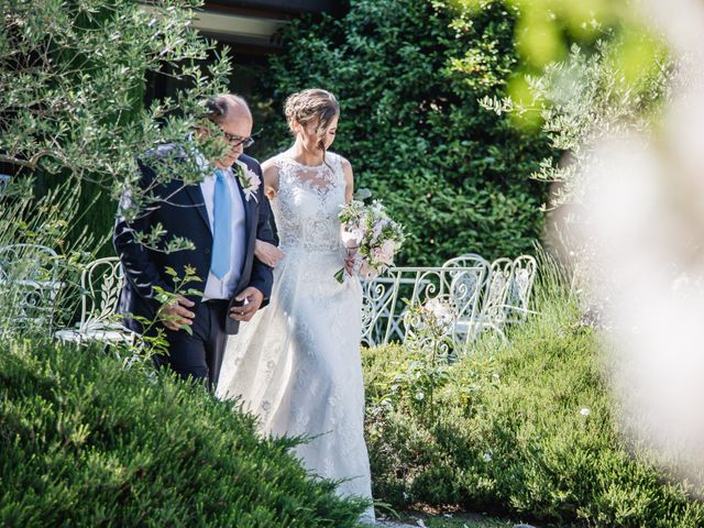 Il matrimonio di Mirko e Elena a Varese, Varese 34