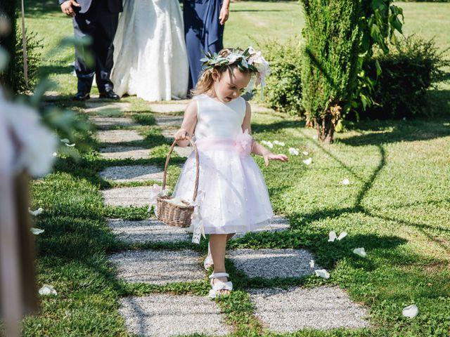 Il matrimonio di Mirko e Elena a Varese, Varese 35