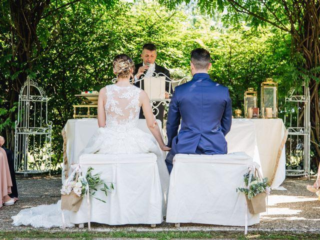 Il matrimonio di Mirko e Elena a Varese, Varese 38