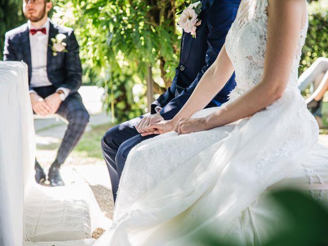 Il matrimonio di Mirko e Elena a Varese, Varese 40
