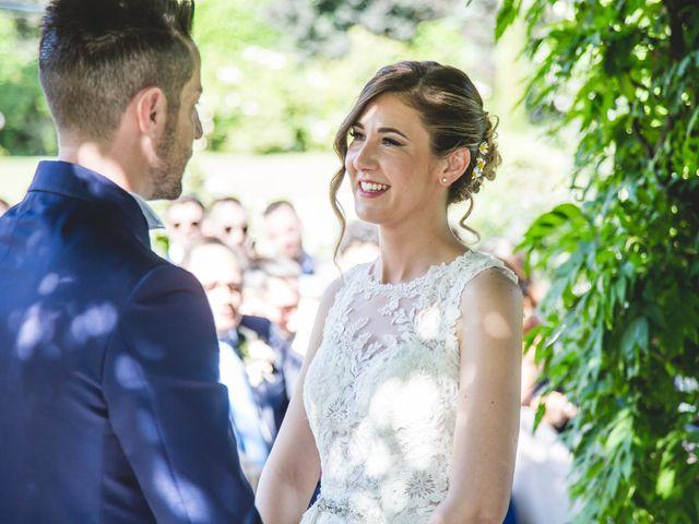 Il matrimonio di Mirko e Elena a Varese, Varese 41