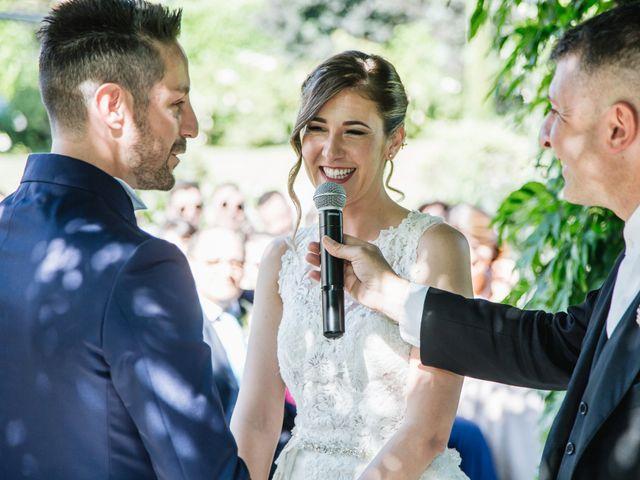 Il matrimonio di Mirko e Elena a Varese, Varese 42