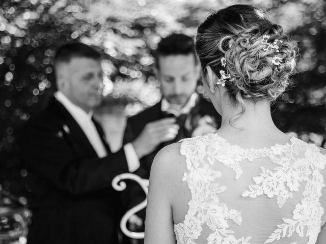 Il matrimonio di Mirko e Elena a Varese, Varese 43
