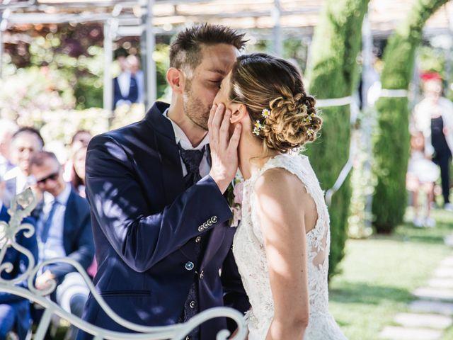Il matrimonio di Mirko e Elena a Varese, Varese 46