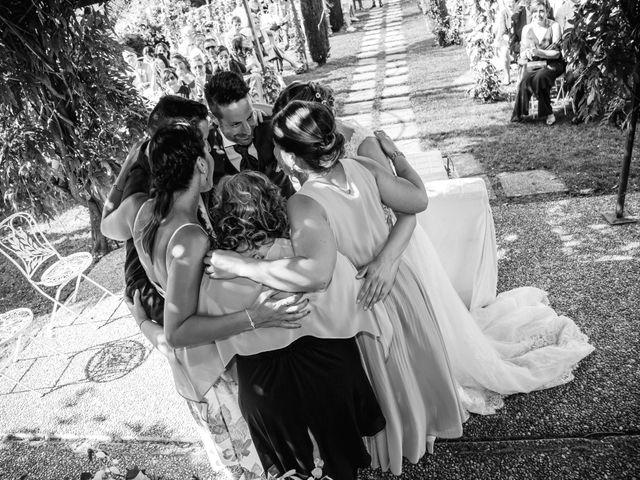 Il matrimonio di Mirko e Elena a Varese, Varese 47