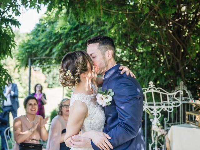 Il matrimonio di Mirko e Elena a Varese, Varese 49