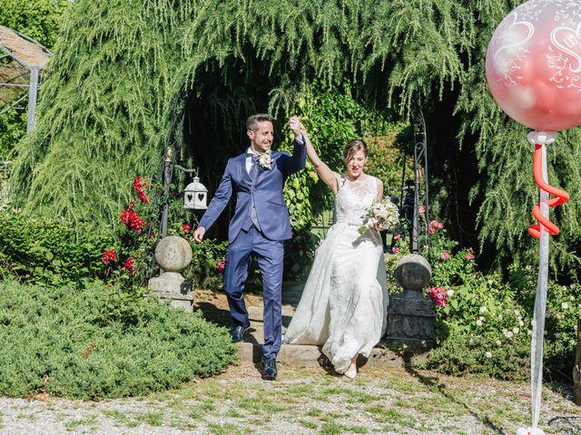 Il matrimonio di Mirko e Elena a Varese, Varese 51