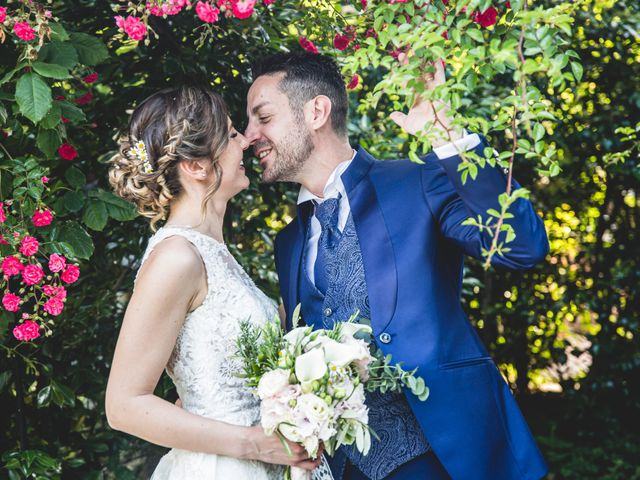 Il matrimonio di Mirko e Elena a Varese, Varese 55