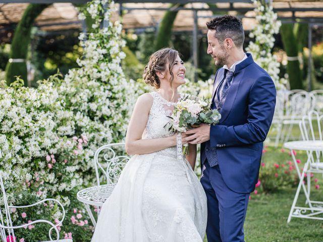 Il matrimonio di Mirko e Elena a Varese, Varese 58