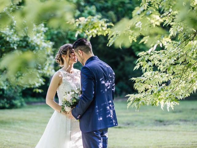 Il matrimonio di Mirko e Elena a Varese, Varese 60