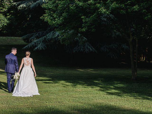 Il matrimonio di Mirko e Elena a Varese, Varese 62