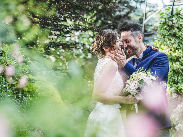 Il matrimonio di Mirko e Elena a Varese, Varese 63