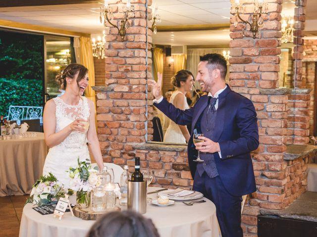 Il matrimonio di Mirko e Elena a Varese, Varese 64