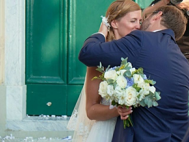 Il matrimonio di Marco e Maria Elisa  a Sestri Levante, Genova 12